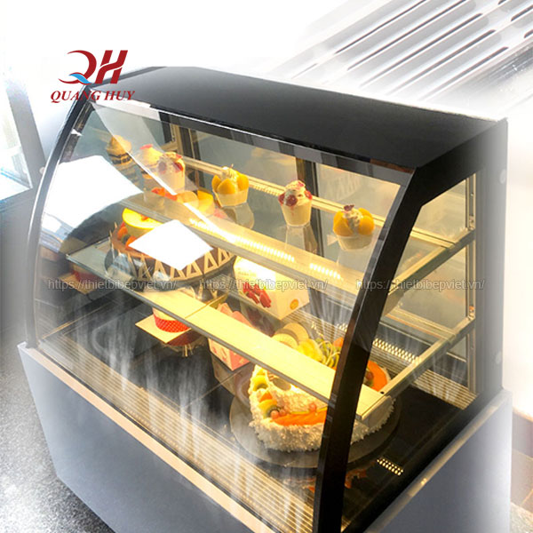 Tủ trưng bày bánh kem, bánh sinh nhật