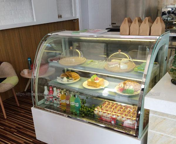 Tủ trưng bày bánh kem, bánh gato