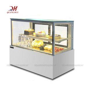 Tủ trưng bày bánh kem để bàn mini 90cm