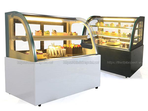 Tủ trưng bày bánh kem Quang Huy báo giá