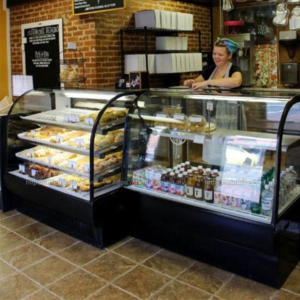 Tủ trưng bày bánh kem Đà Nẵng