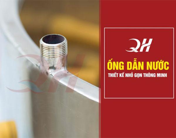 Ống dẫn nước máy nhổ lông gà vịt Quang Huy