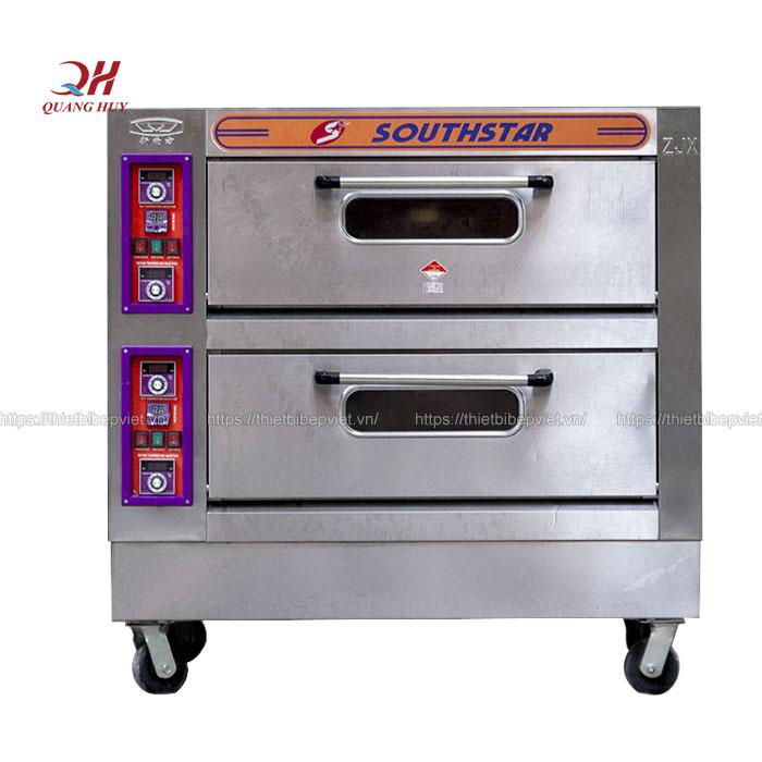 YXD-40C Lò nướng bánh mì 4 khay 2 tầng giá rẻ