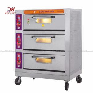 YXD-60C Lò nướng bánh bông lan 3 tầng 6 khay dùng điện