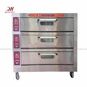 Lò nướng bánh bông lan 3 tầng 9 khay YXD-90C