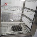 Tủ trưng bày bánh bao 4 tầng BBQH-04