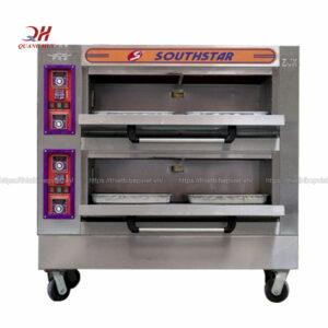 Lò nướng bánh 2 tầng 4 khay YXD-20C Quang Huy