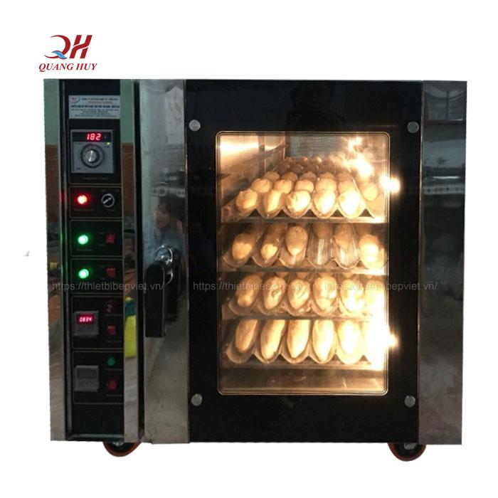 Lò nướng bánh mì Quang Huy