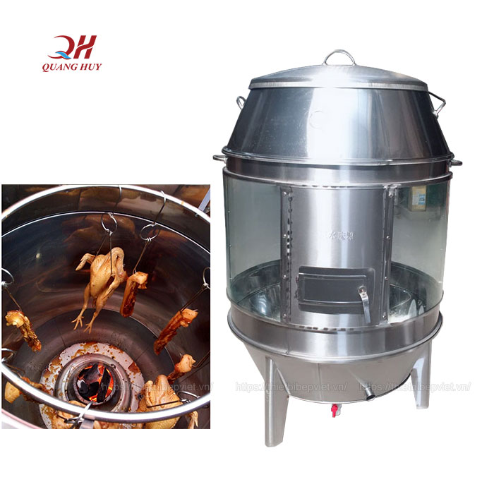 Chum quay vịt có kính 90cm Quang Huy