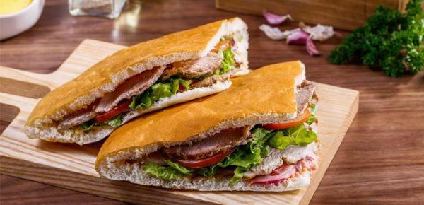 Cách làm bánh mì doner kebab ngon đúng chuẩn Thổ Nhĩ Kỳ