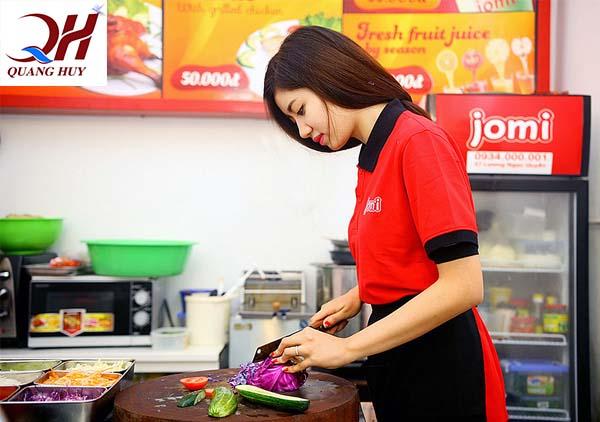 Bánh mì Doner Kebab Jomi ngon khó cưỡng!!!