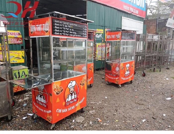 Có nên mua thanh lý xe bánh mì Doner Kebab tại tphcm?