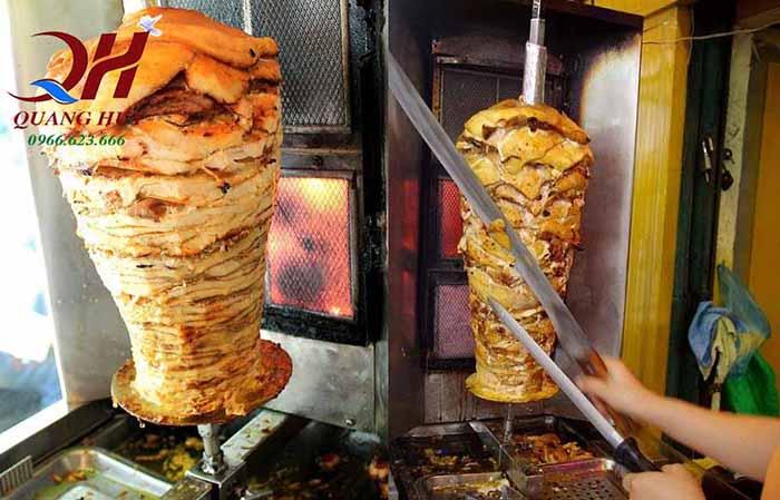 Lò nướng thịt doner kebab