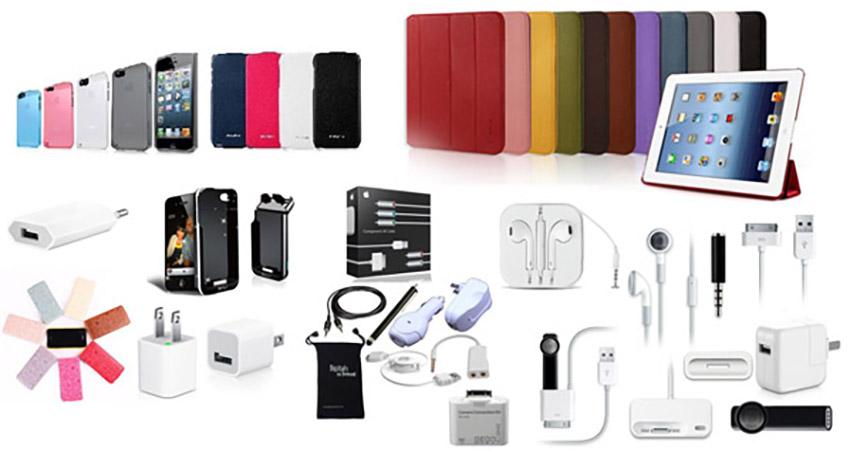 Kinh doanh phụ kiện điện thoại - laptop