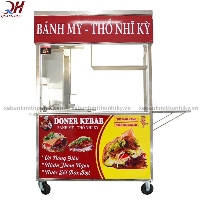 Xe bánh mì thổ nhĩ kỳ 1m5 sản xuất và phân phối bởi Quang Huy