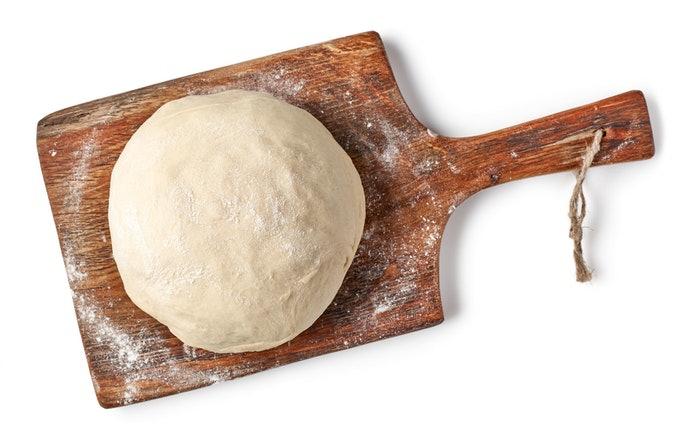 Nhào bột làm bánh mì sandwich
