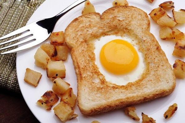 Bánh mì sandwich giảm cân nhưng cũng rất dinh dưỡng