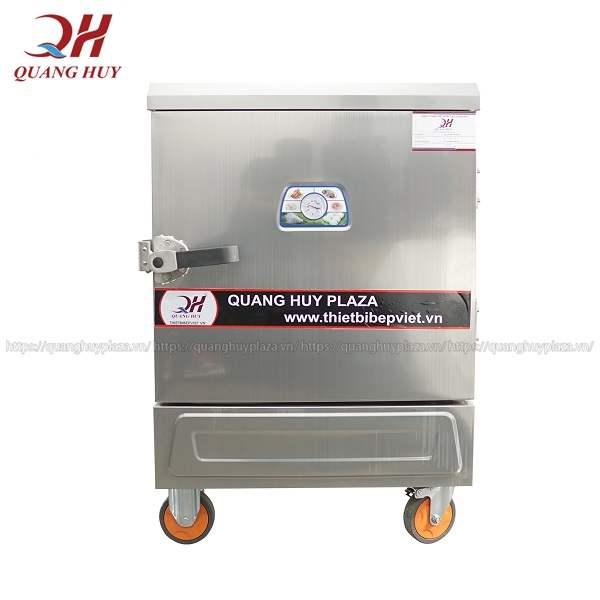 Tủ nấu cơm công nghiệp 6 khay bằng điện