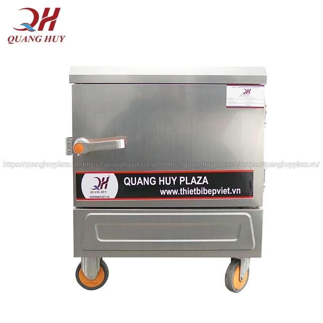 Tủ nấu cơm công nghiệp 4 khay điện