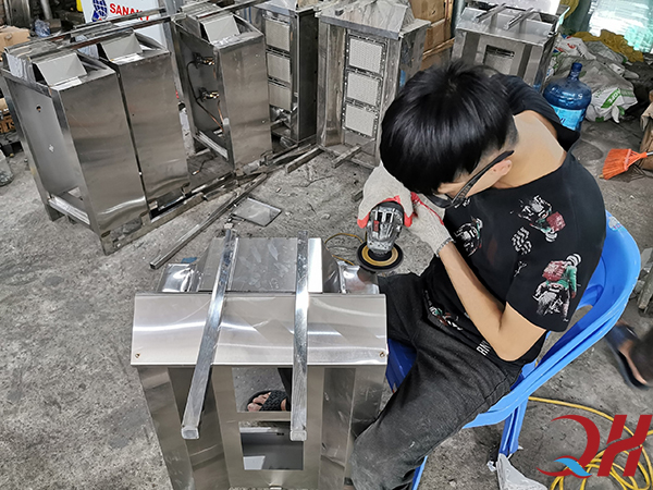 Quang Huy sản xuất và phân phối trực tiếp nên luôn có giá thành tốt nhất