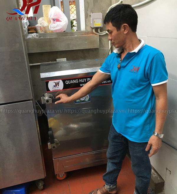 Khi mua tủ cơm công nghiệp tại Quang Huy bạn sẽ được hướng dẫn sử dụng tại chỗ