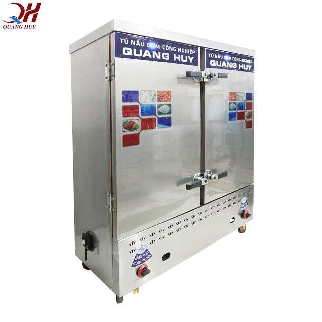 Tủ cơm công nghiệp tại Quang Huy được là từ Inox 304 cao cấp
