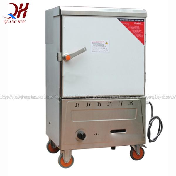 Tủ cơm công nghiệp 6 khay gas