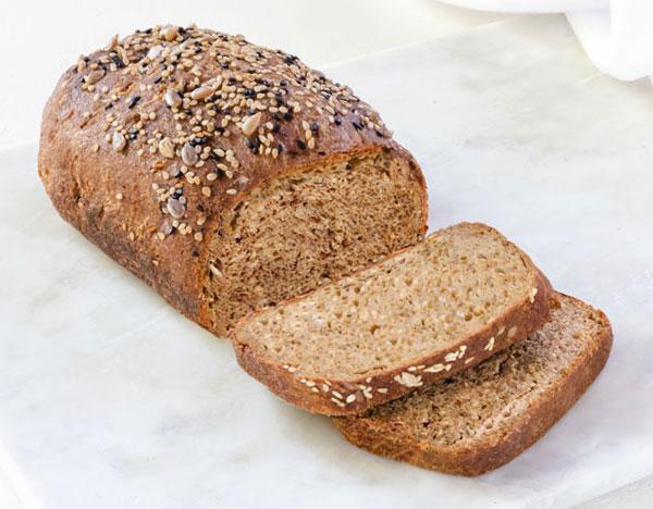 Giảm cân bằng bánh mì hạt lanh