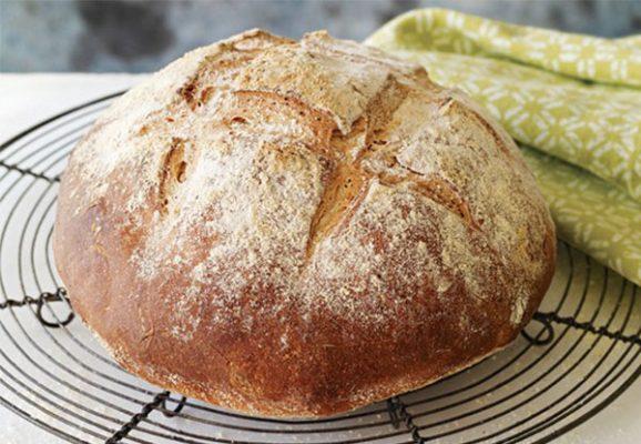Giảm cân bằng bánh mì nguyên cám