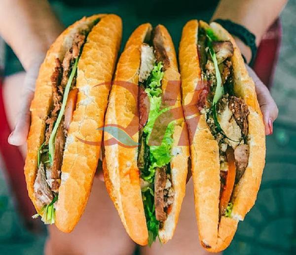 Như vậy bạn đã có cho mình những chiếc bánh mì pate ngon và hấp dẫn rồi đấy!