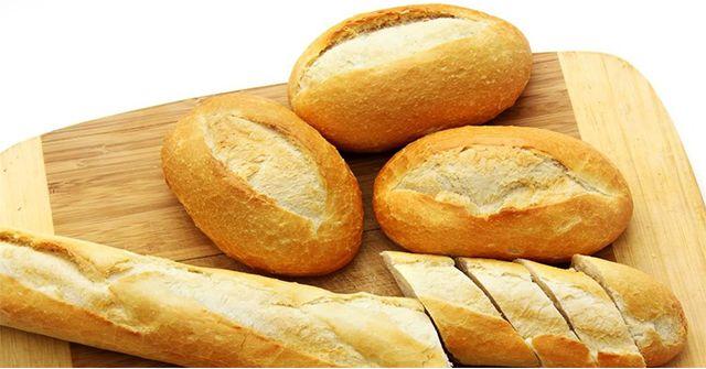 Bánh mì trắng ăn có béo không