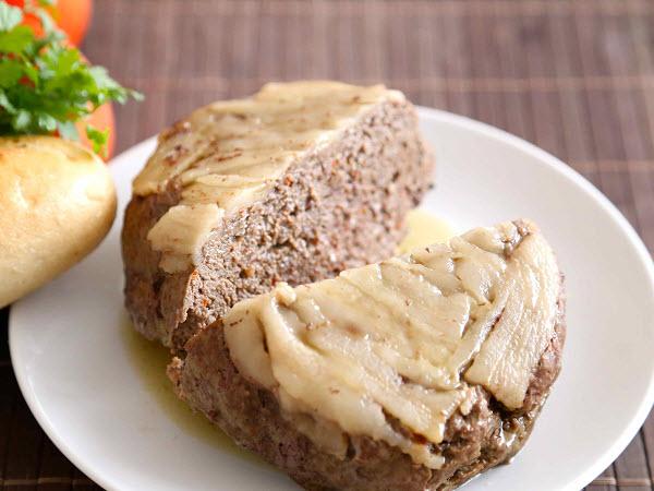 Với các bước đơn giản là bạn có thể hoàn thành cho mình nhân bánh mì ba tê ngon và hấp dẫn rồi