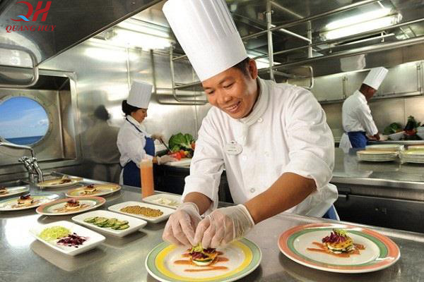 Tuyển chọn đầu bếp chuyên nghiệp