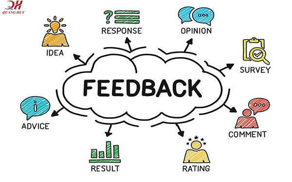Theo dõi feedback để lựa chọn 1 quán cơm chất lượng