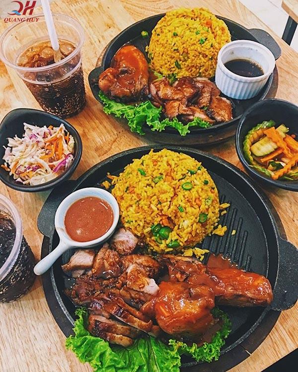 Cơm gà Bảo Nam