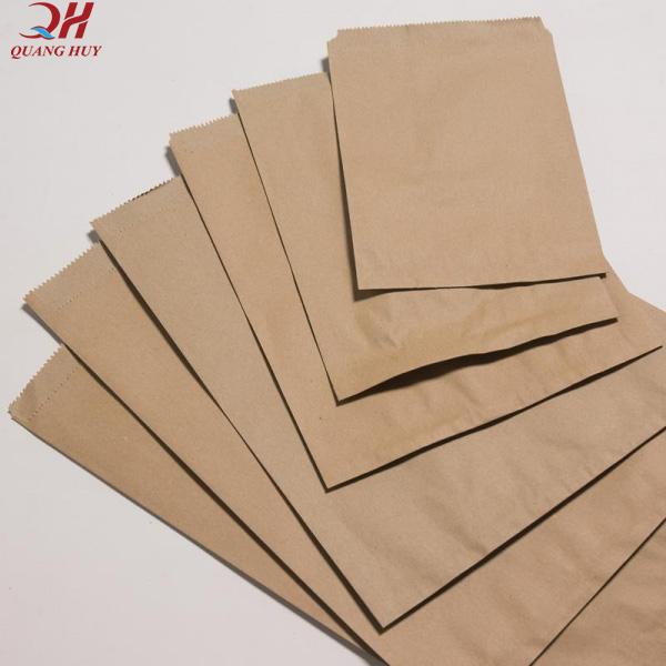 Túi giấy đựng bánh mì Kraft
