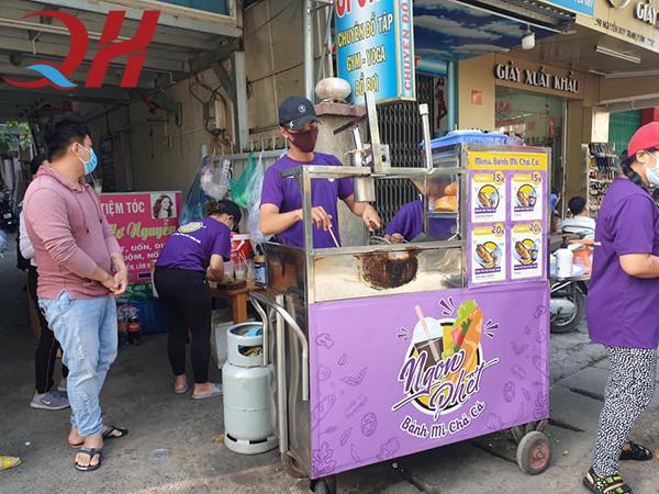 Chia sẻ: kinh nghiệm bán bánh mì lề đường, vỉa hè lãi lớn!