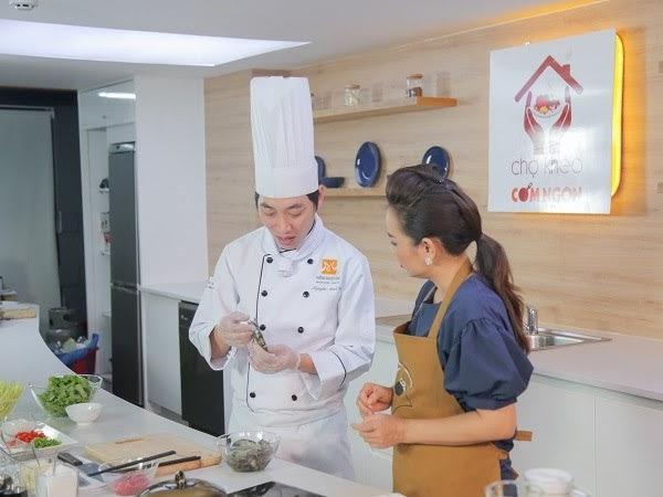Đăng ký tham gia khóa học nấu ăn