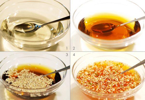 Cách pha chế nước mắm chả cá kẹo