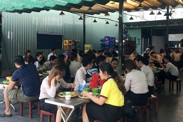 Kinh doanh mở quán ăn ở quê