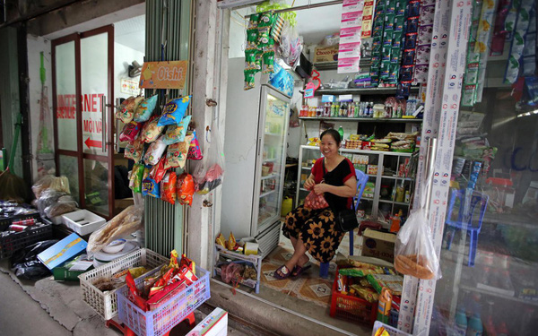 Kinh doanh tiệm tạp hóa