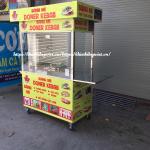 Xe Bánh Mì Doner Kebab 1M6