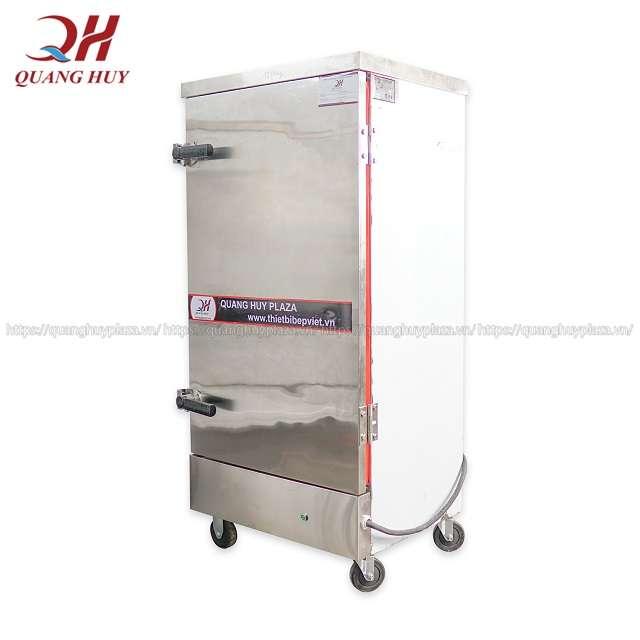 Lưu ý cách sử dụng tủ nấu cơm 12 khay điện