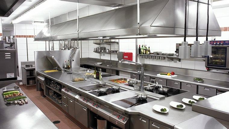 Hệ thống bếp ăn công nghiệp hiện đại