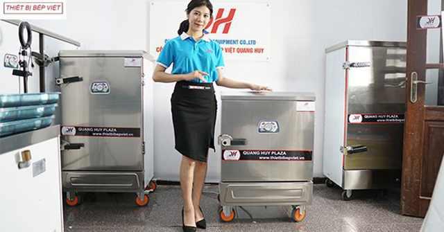 Quang Huy địa chỉ bán tủ cơm 4 khay giá tốt nhất