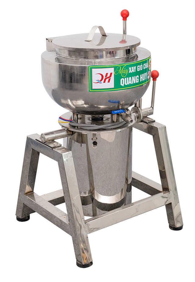 Động cơ máy làm giò chả lõi đồng bền khỏe