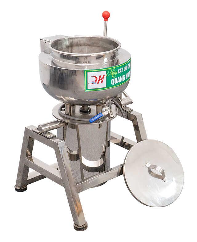Quang Huy địa chỉ sản xuất đồng phân phối máy làm giò chả chính hãng