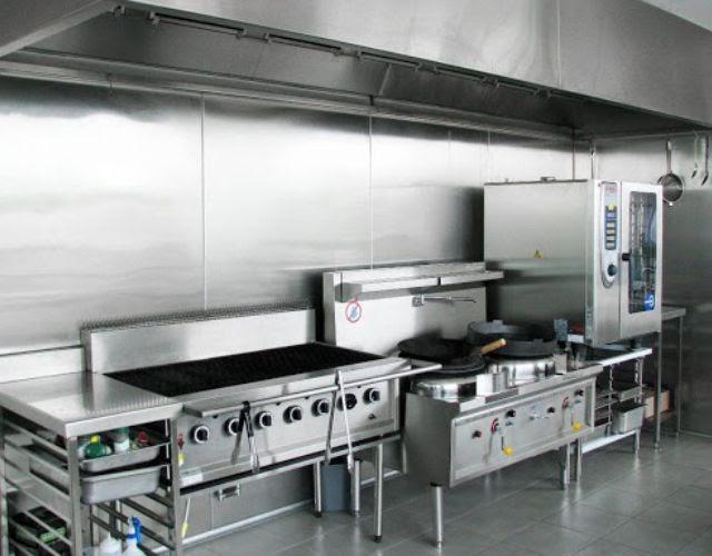 Thiết bị bếp công nghiệp nhà hàng có thể đẩy mạnh công việc kinh doanh
