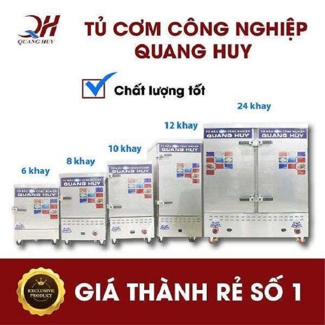 Quang Huy địa chỉ phân phối tủ cơm chính hãng giá tốt nhất
