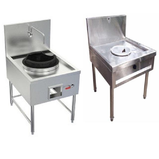 Bếp xào công nghiệp đơn